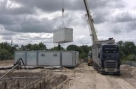 PRODUCTION of WASTEWATER TREATMENT STATION for MAMONOVO CITY IS in FULL SWING