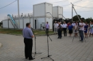 OPENING CEREMONY of INNOVATIVE TREATMENT FACILITIES in BAGRATIONOVSK